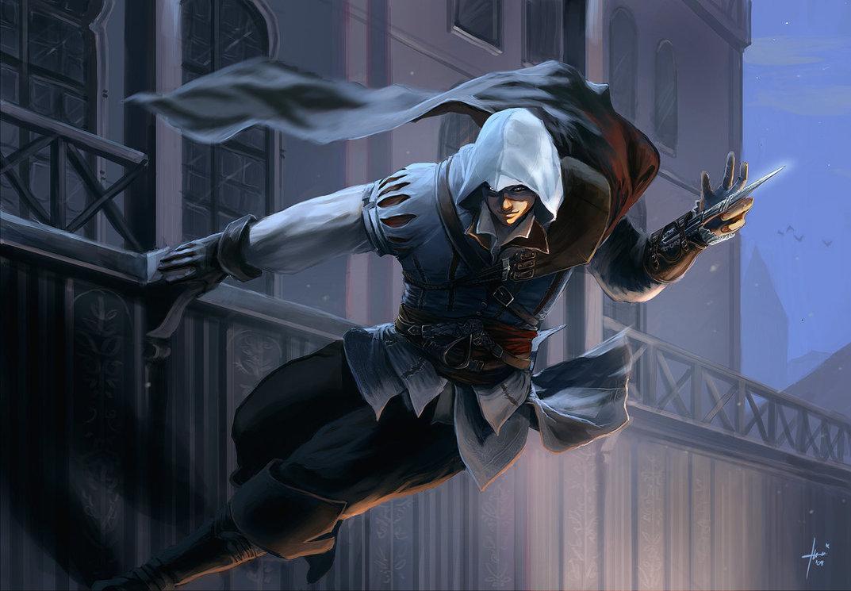 assassins_creed_2___ezio_by_izaskun