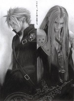 final_fantasy_cloud_sephiroth_fan-art-by_d17rulez