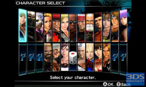 Dead-or-Alive-Dimensions-character-selection-screen
