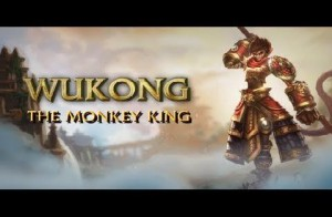 League of Legends new champion Wukong