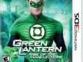 Green Lantern Nintendo 3DS boxart