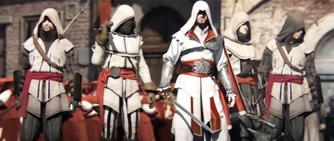 assassins creed brotherhood Xbox 360 Review