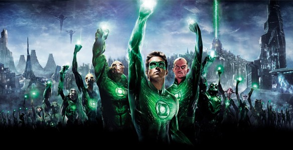 green-lantern wallpaper