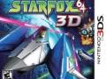starfox 64 3D Nintendo 3DS boxart