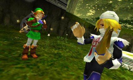 zelda nintendo 3ds gameplay