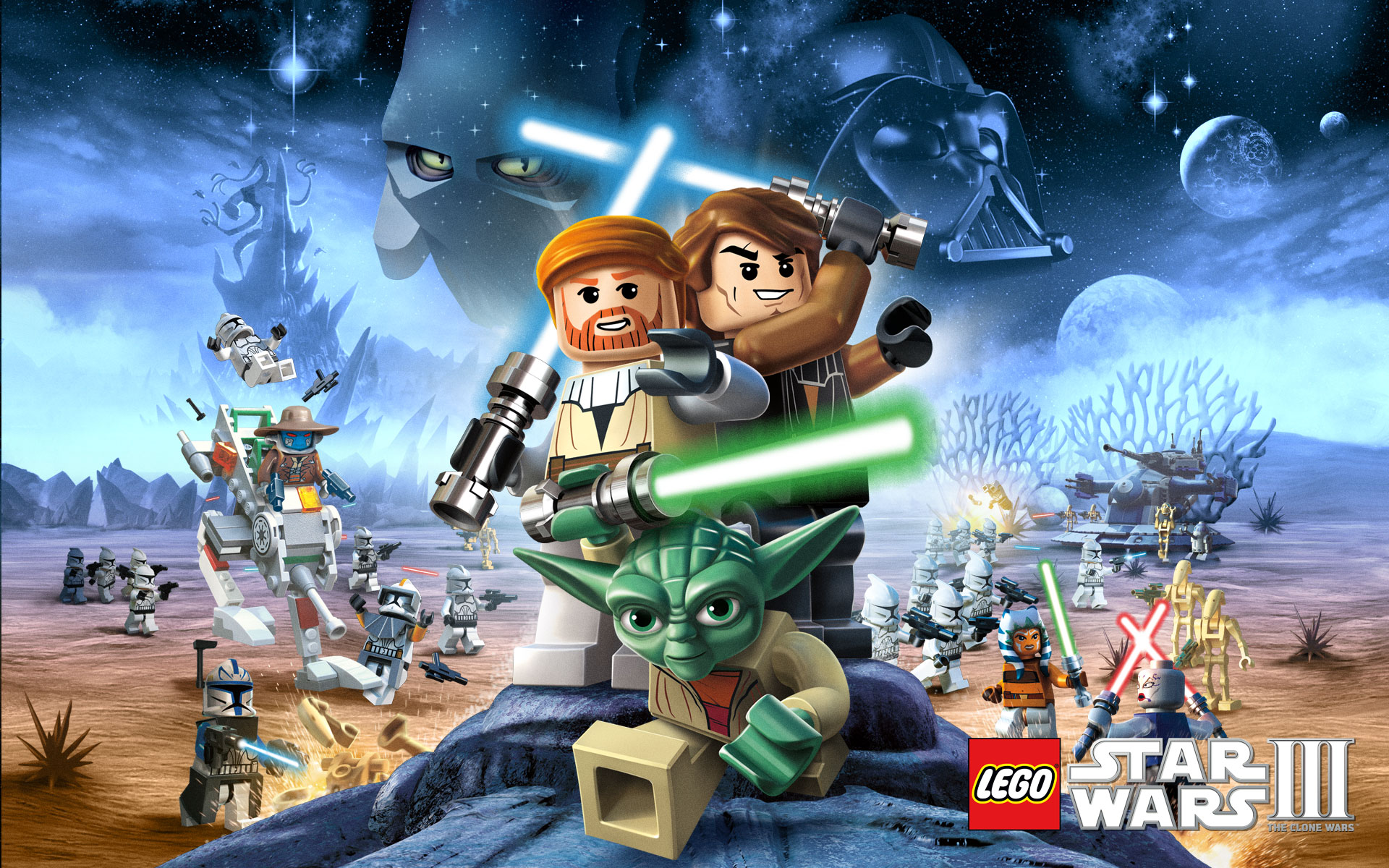 lego star wars 3 the clone wars spiele