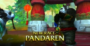 mists of pandaria new pandaren race