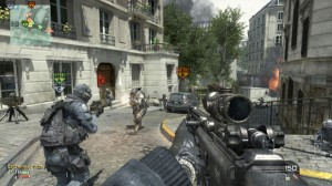 Modern warfare 3 multiplayer