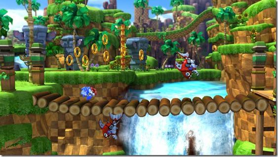 sonic generations greenhill zone