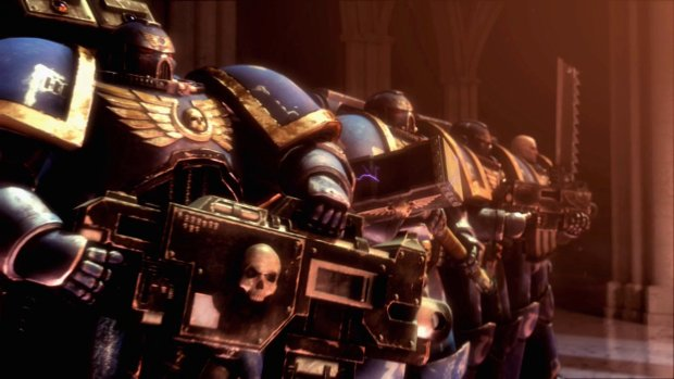 Warhammer 40K Space Marine Review