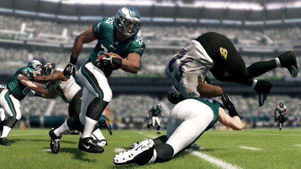 Madden NFL 13 Infinity Engine