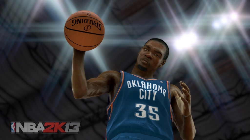 NBA 2k13 Graphics