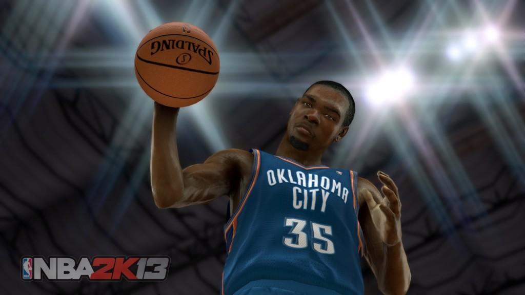 NBA 2k13 Graphics